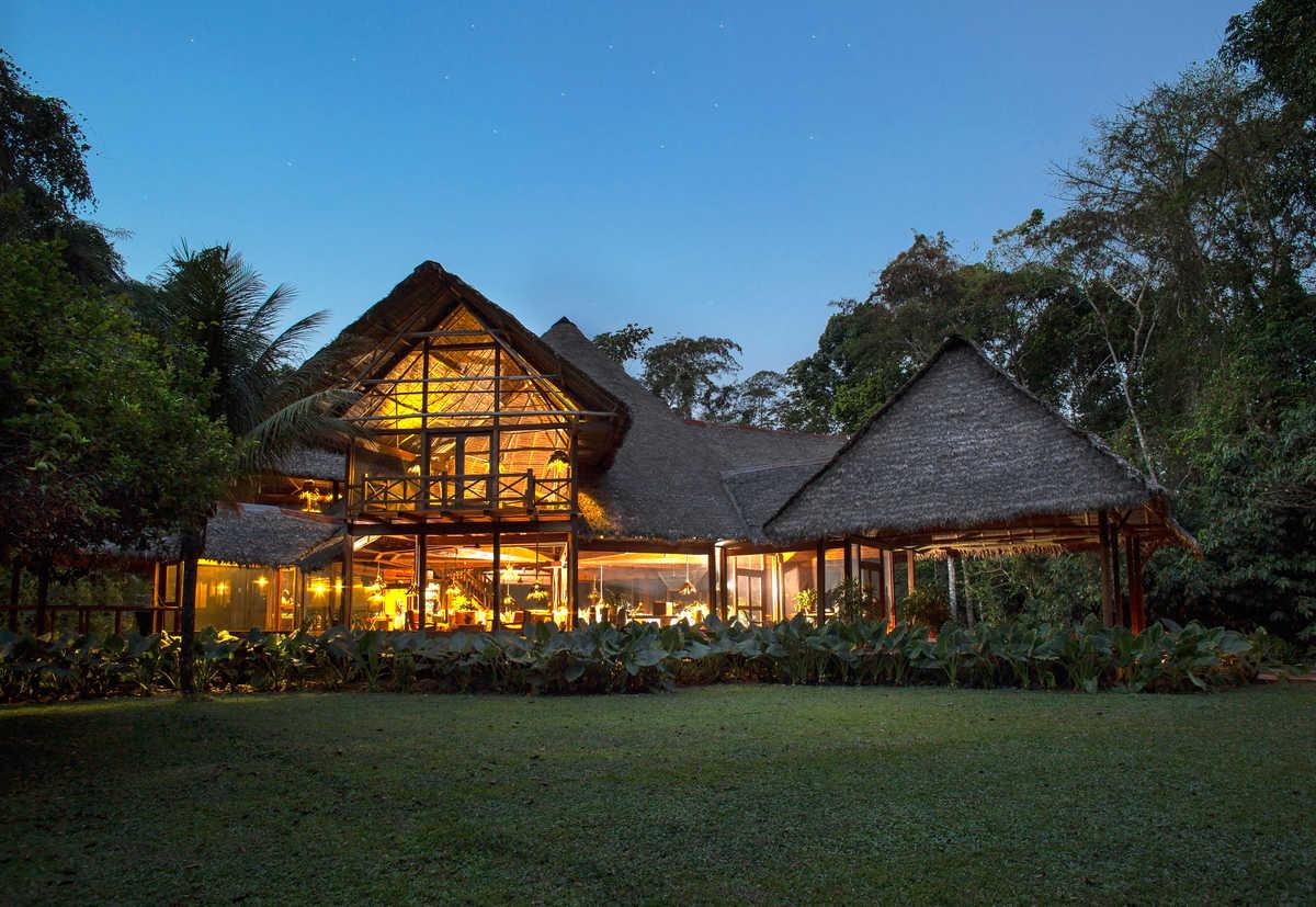 Inkaterra Reserva Amazonica Main House1 1