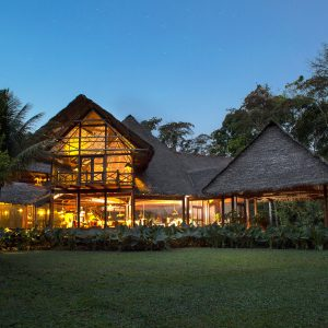 Inkaterra Reserva Amazonica Main House1
