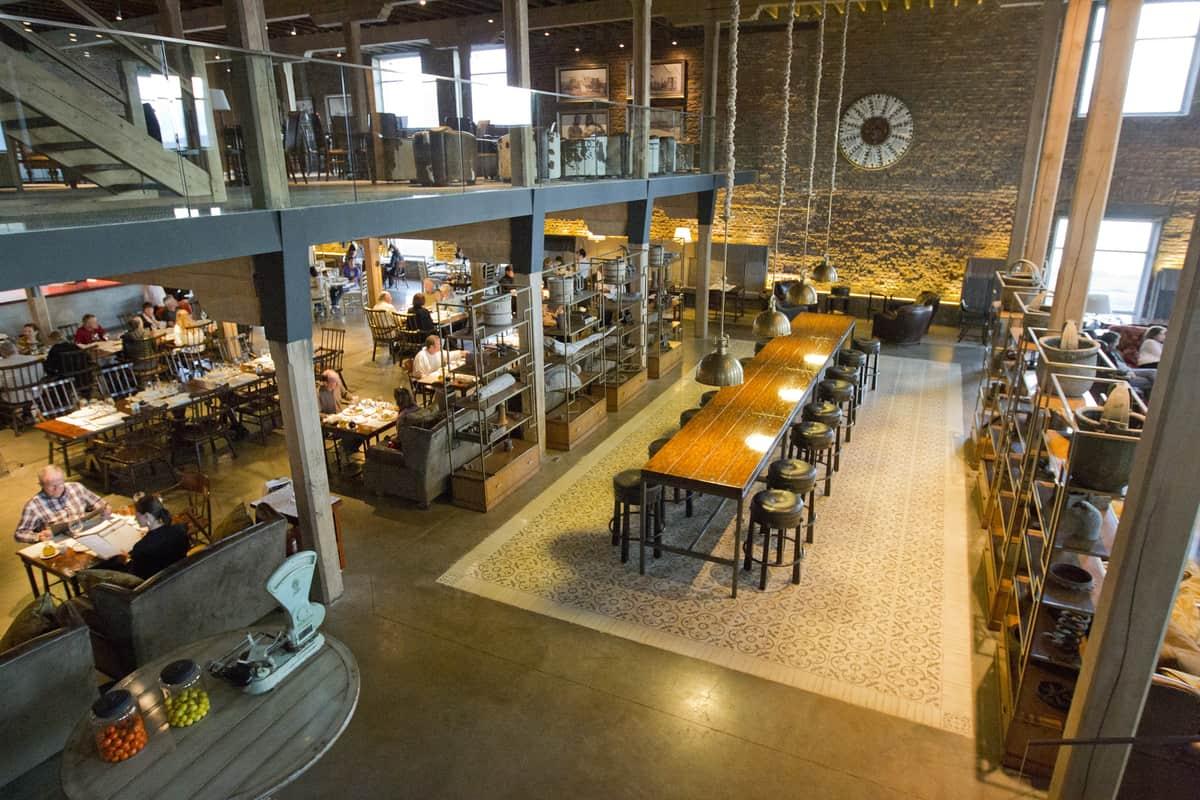 The Singular Restaurant 13