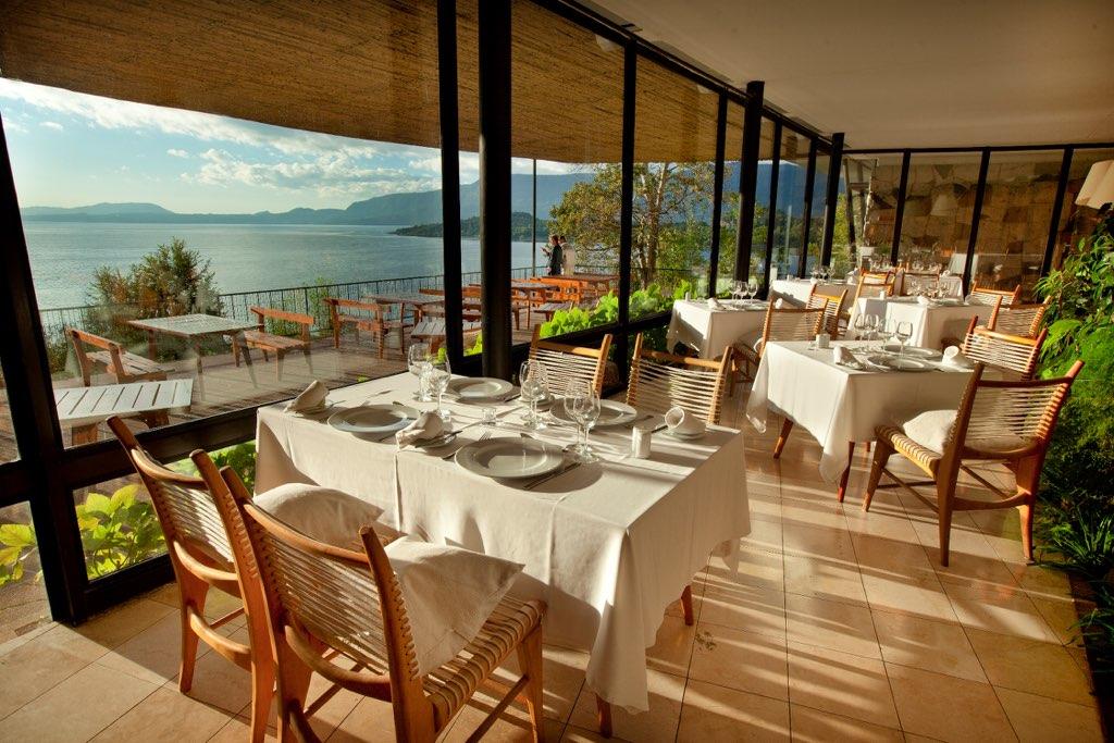 1 Restaurant Parque Antumalal