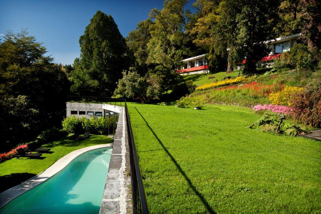 5 Edificio Principal habitaciones dobles y Spa Antumaco