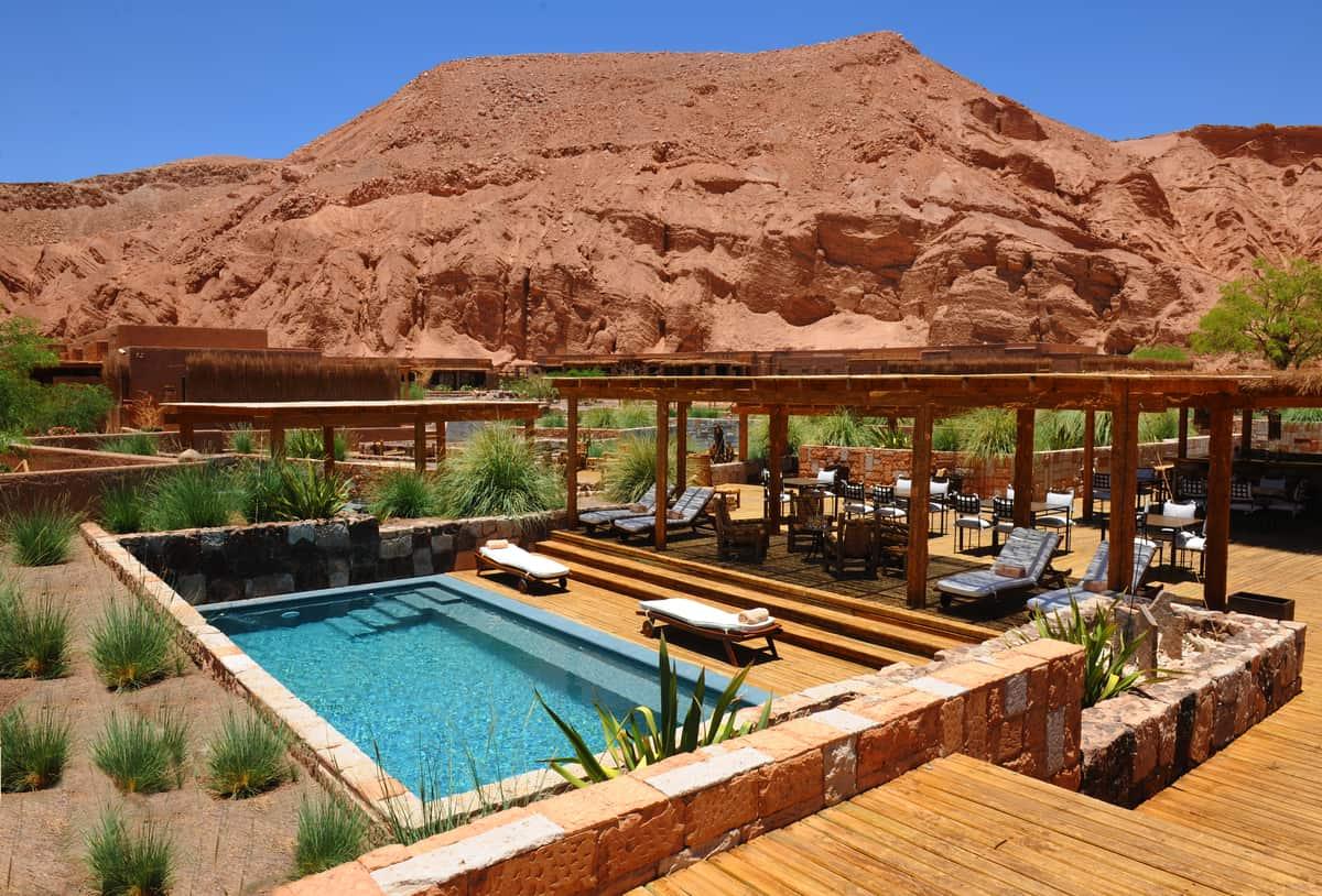 Alto Pool Area