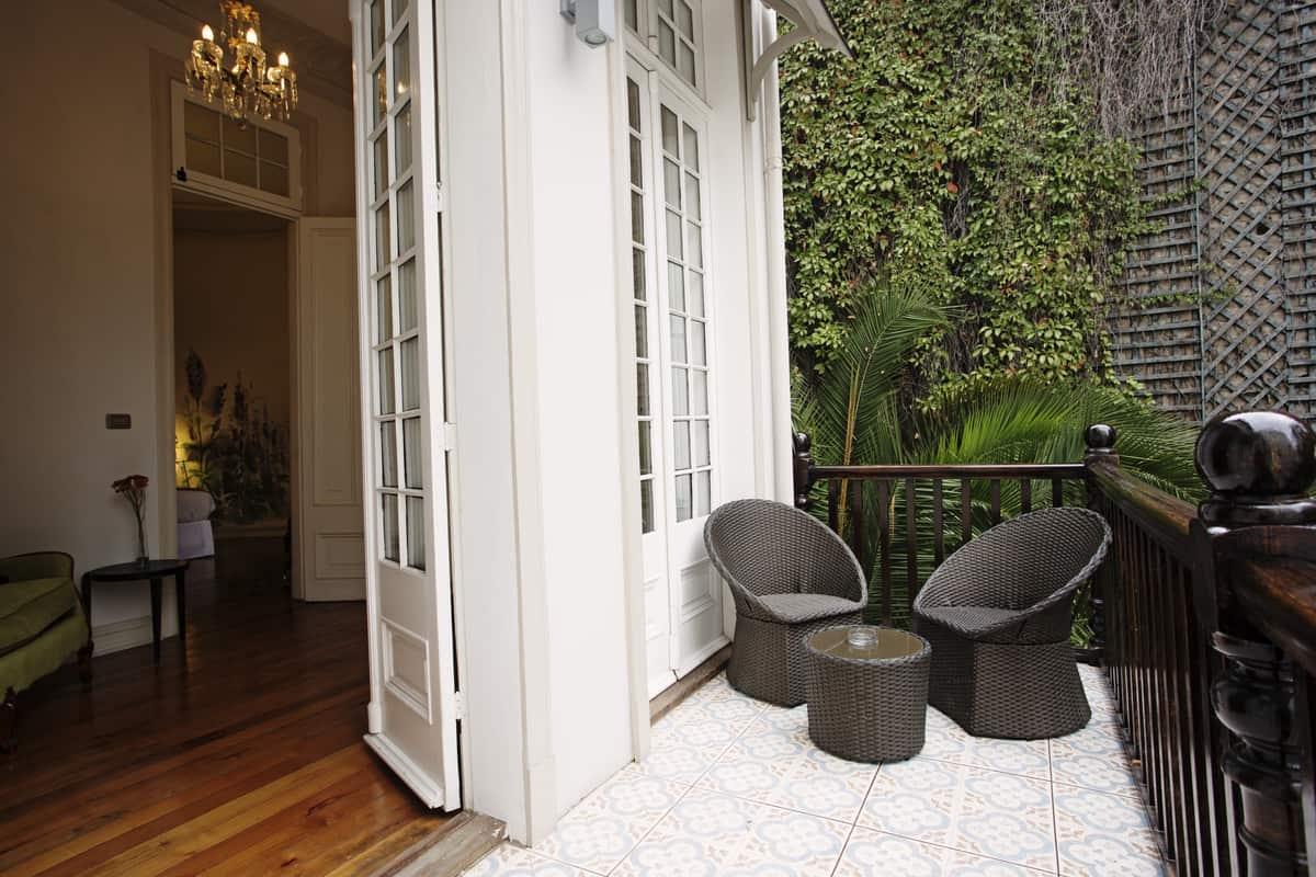 Balcon Suite 1