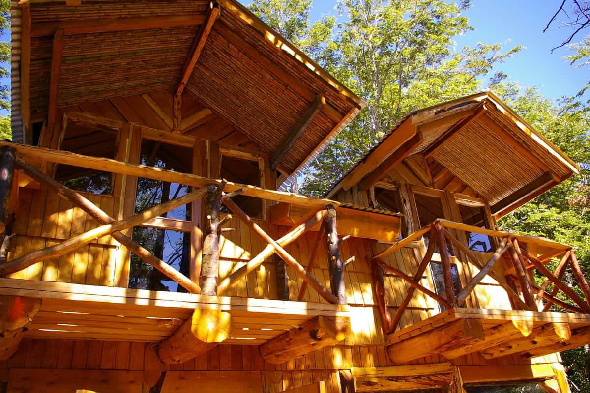 Balcon habitacion lodge 1