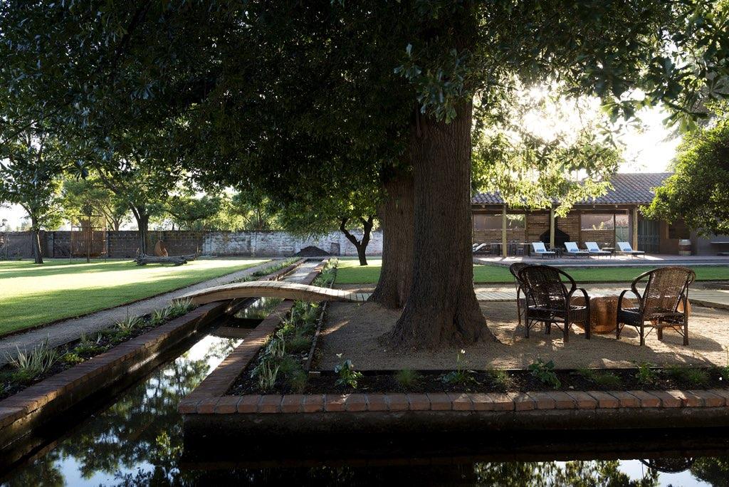 NOI Blend Colchagua Exteriors Garden 2