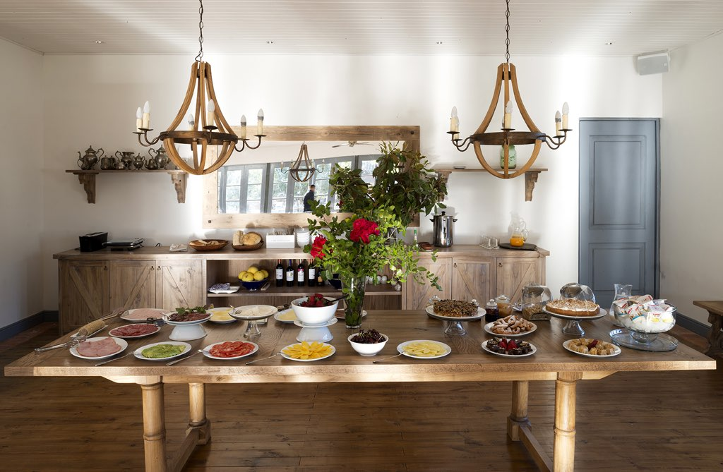 NOI Blend Colchagua Restaurants Breakfast 1
