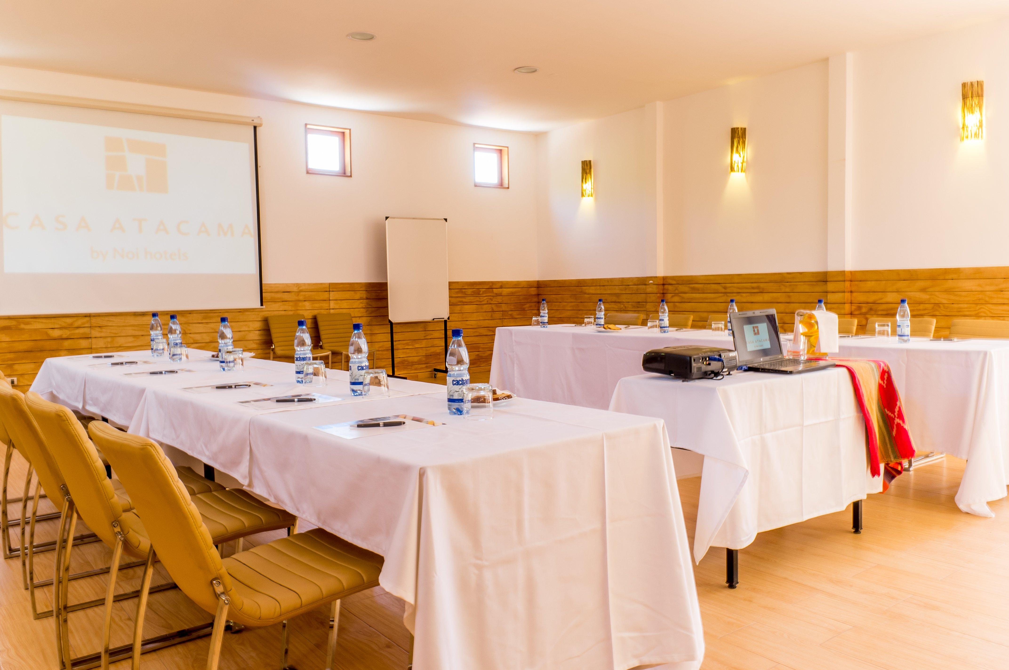 NOI Casa Atacama Meeting Space Class Layout 1