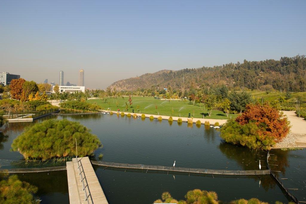 NOI Vitacura Surroundings Parque Bicentenario 1
