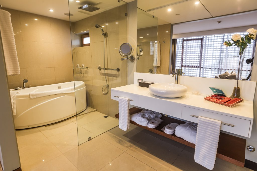 baño Noi Terrace Suite