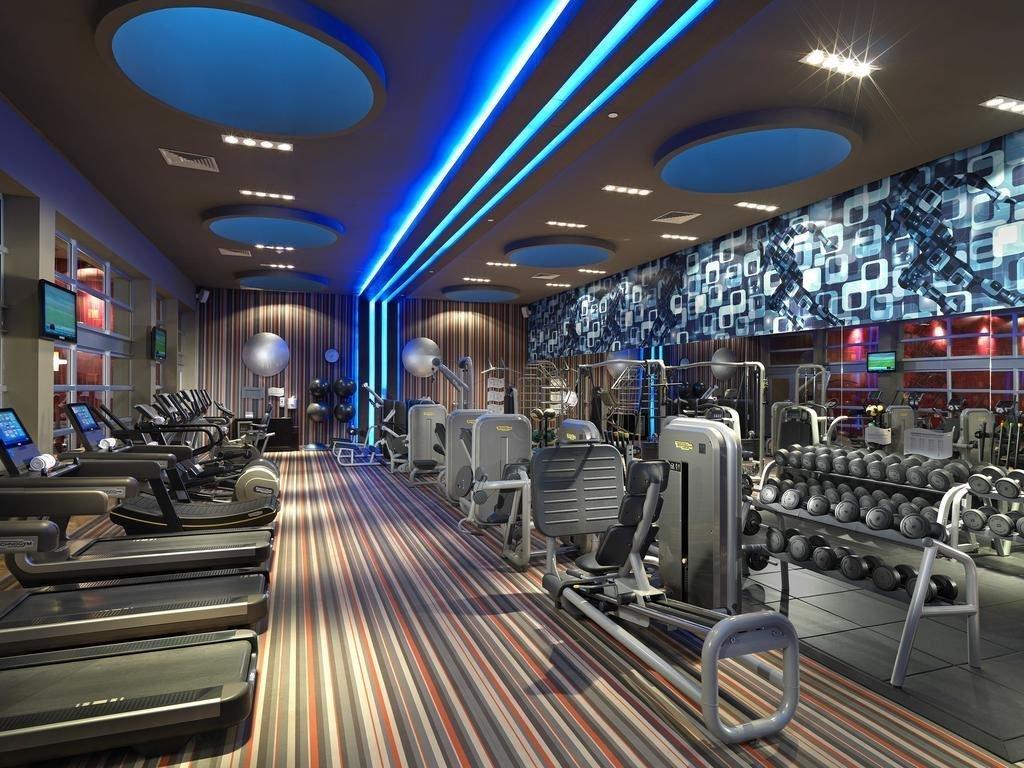 fitness center 2 2