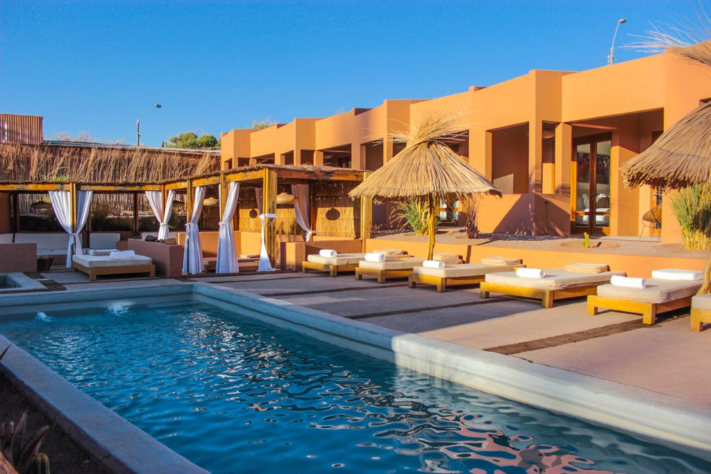 noi casa atacama pool day light 2