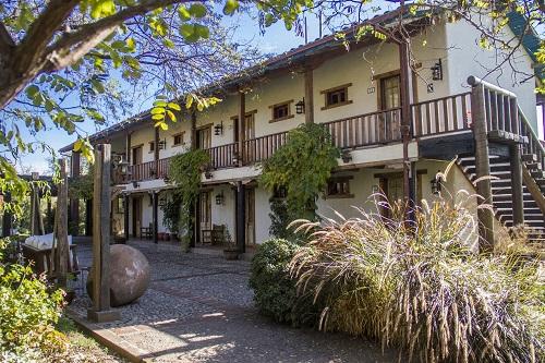 Hotel Casa de Campo fuera