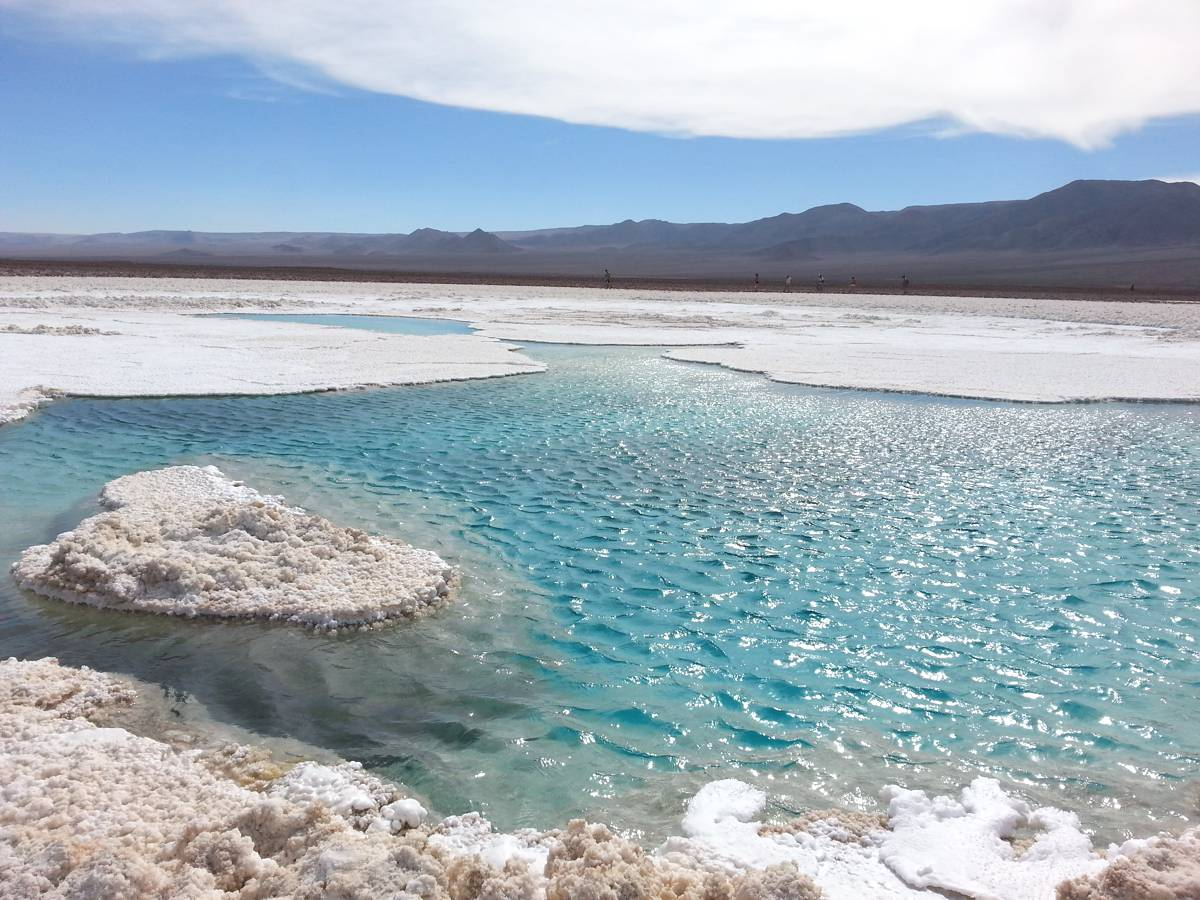 Lagunas Baltinache