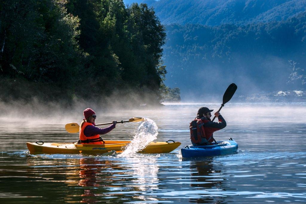 kayak pareja 1