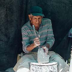 Foto circular alejandro gonzalez