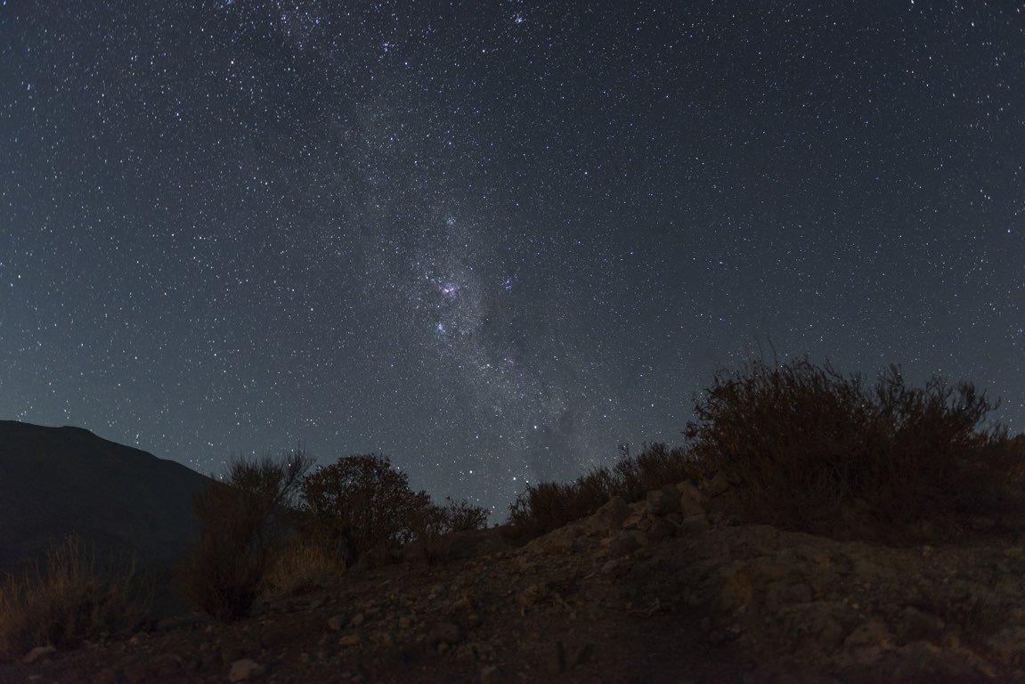 Valle del Elqui y sus alrededores - Chile