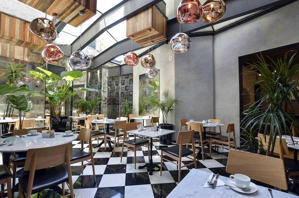 5 restaurante