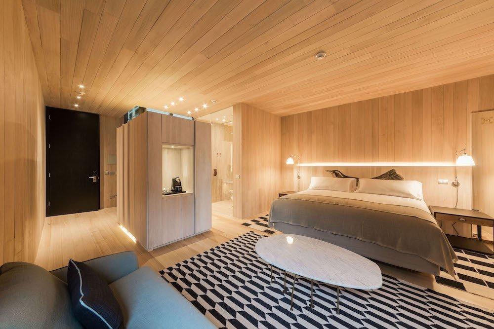 hotel magnolia 227 por ganderats