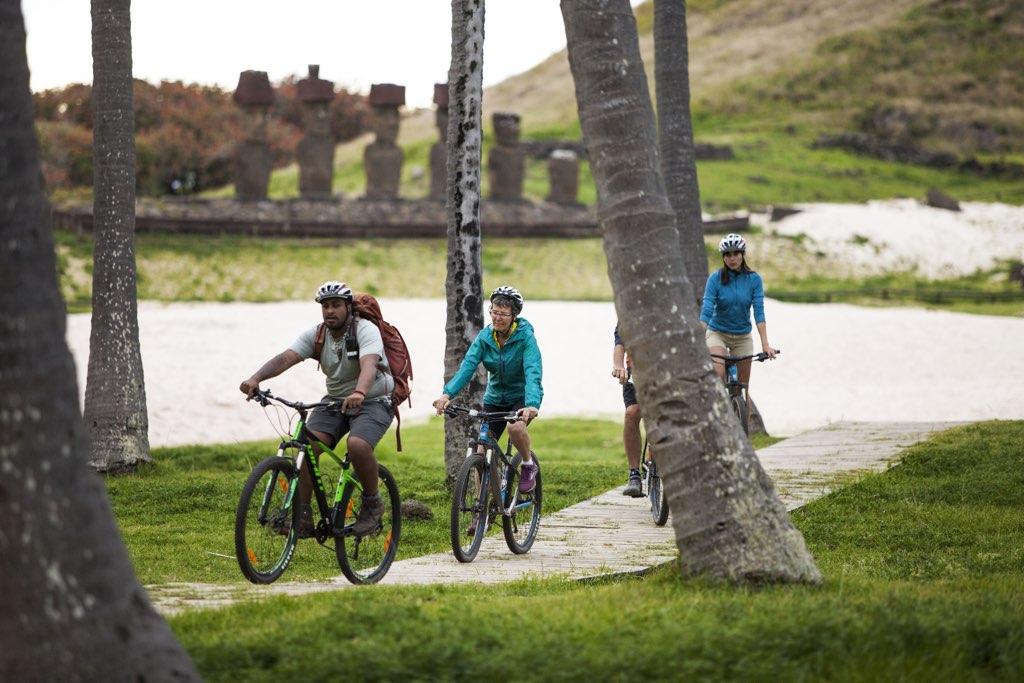 bike ride rapa nui