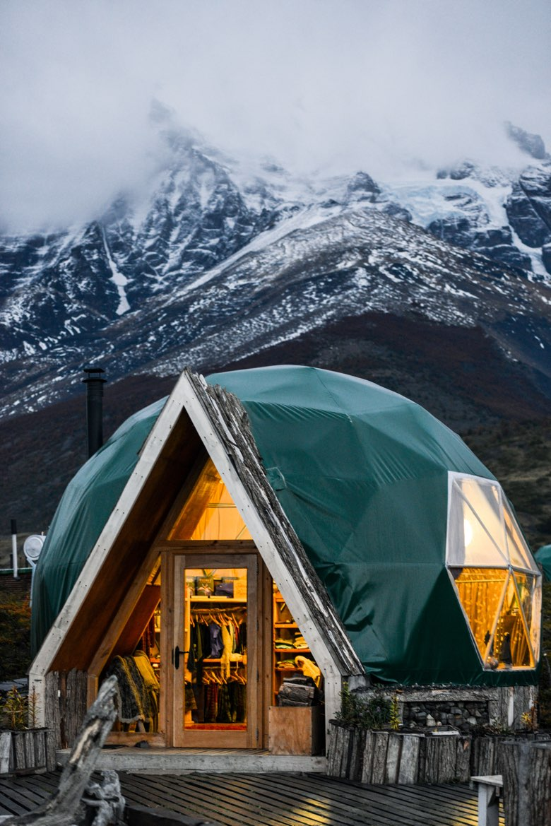 welcome dome by night torres del paine national park patagonia chile 26749885531 o